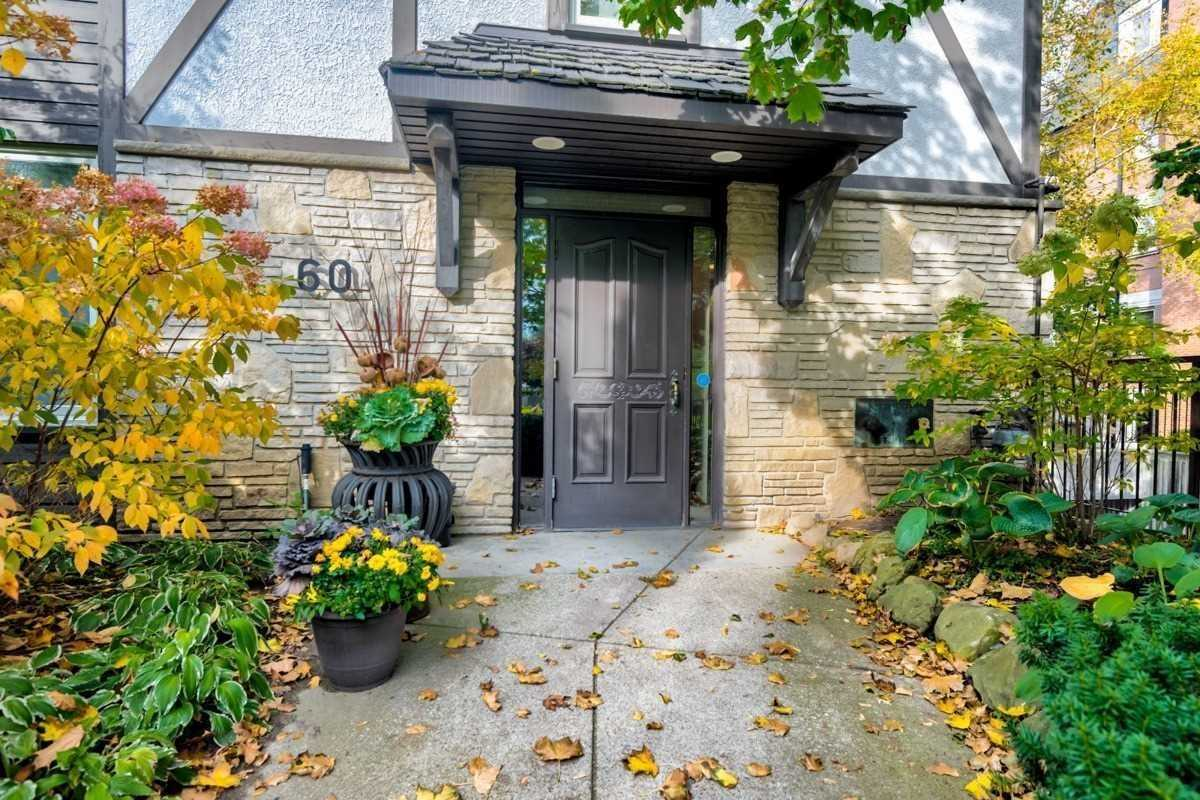 #3 - 60 Old Mill Rd, Toronto W4681275