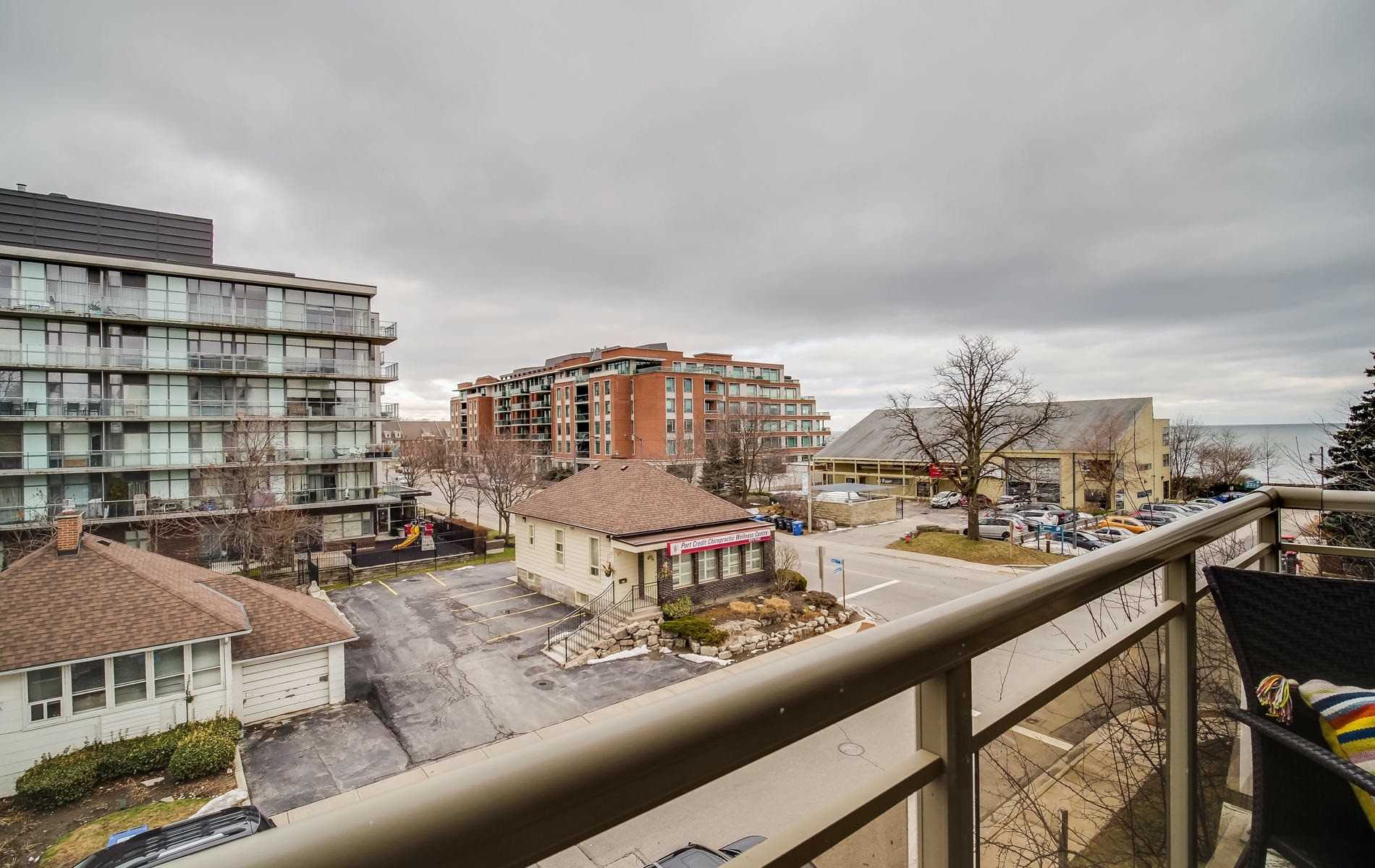 #303 - 50 Port St, Mississauga W4683044