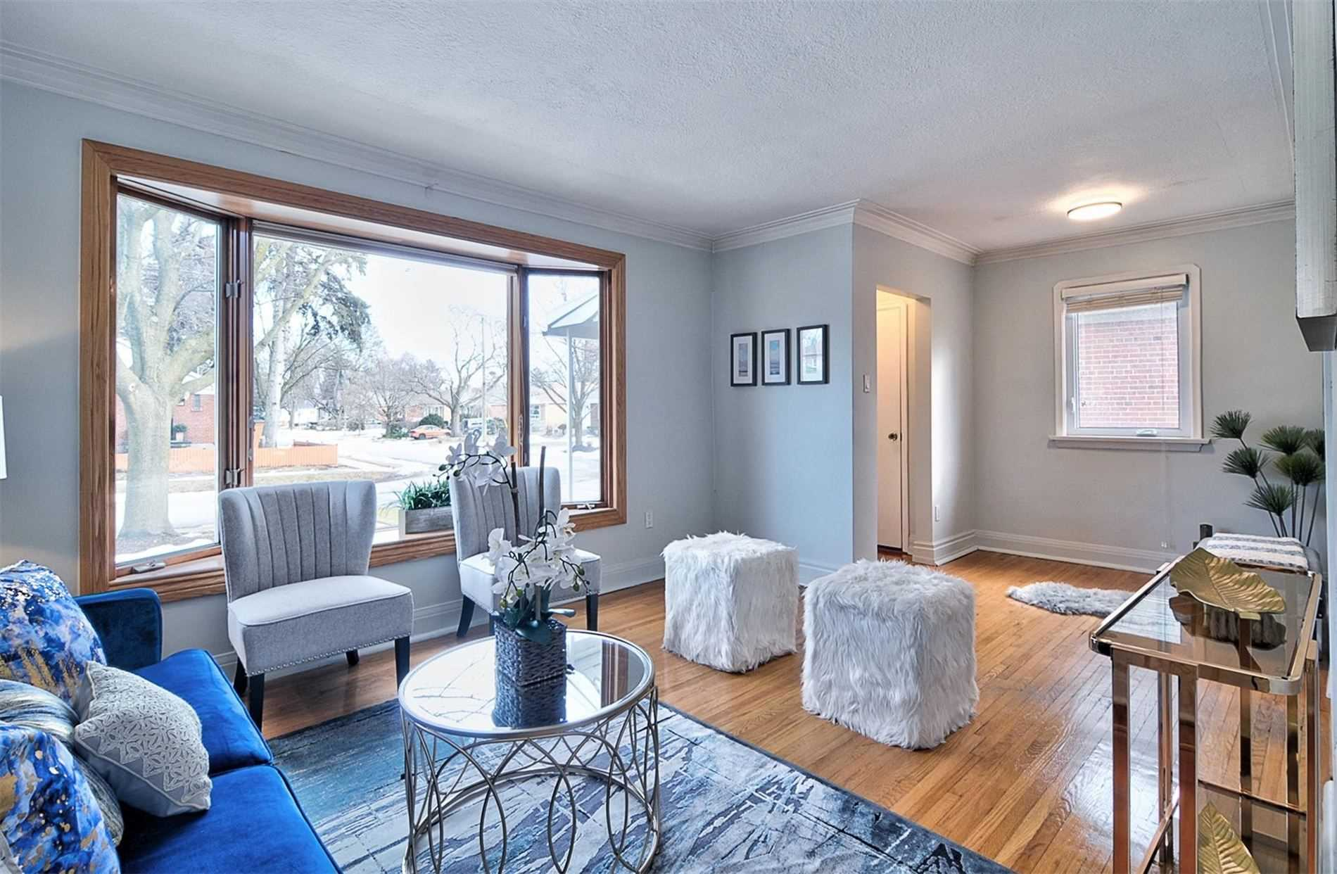 107 Burlingame Rd, Toronto W4683118