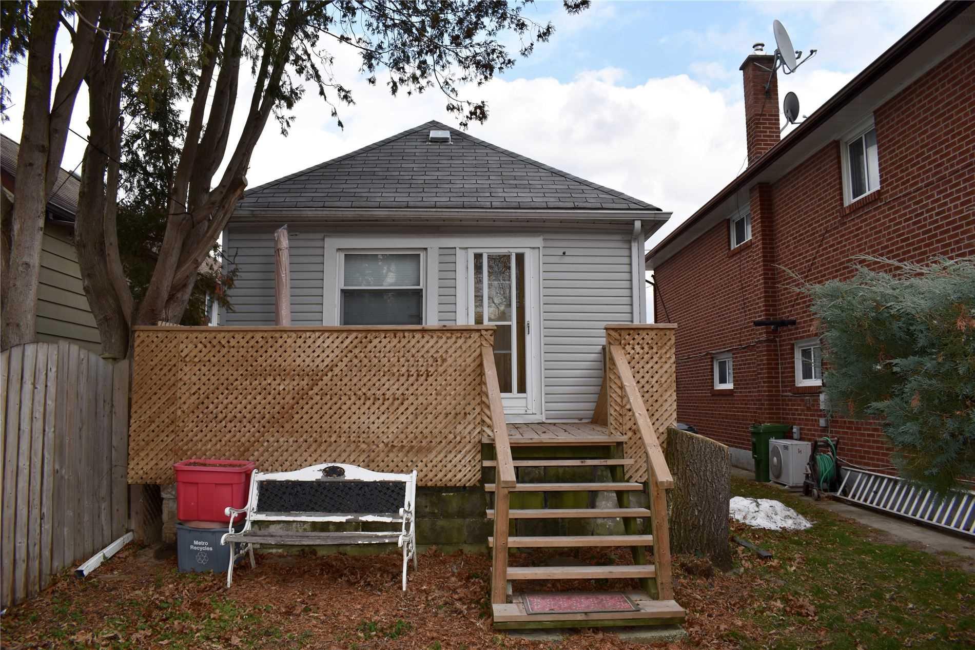 52 Gort Ave, Toronto W4683349