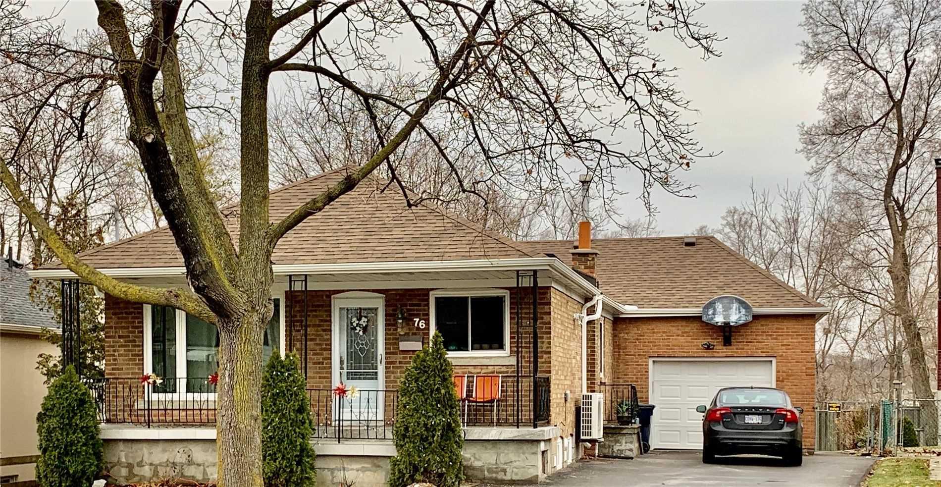 76 Westhead Rd, Toronto W4686184