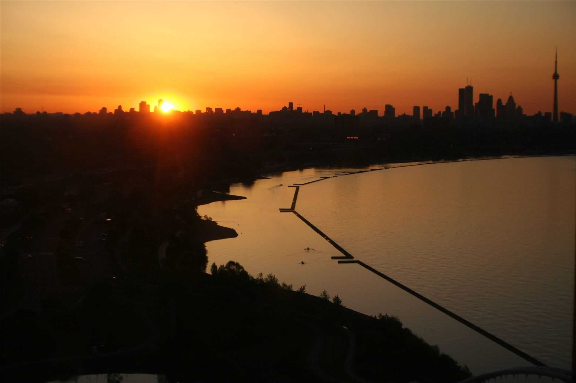 #3605 - 2045 Lake Shore Blvd W, Toronto W4686962