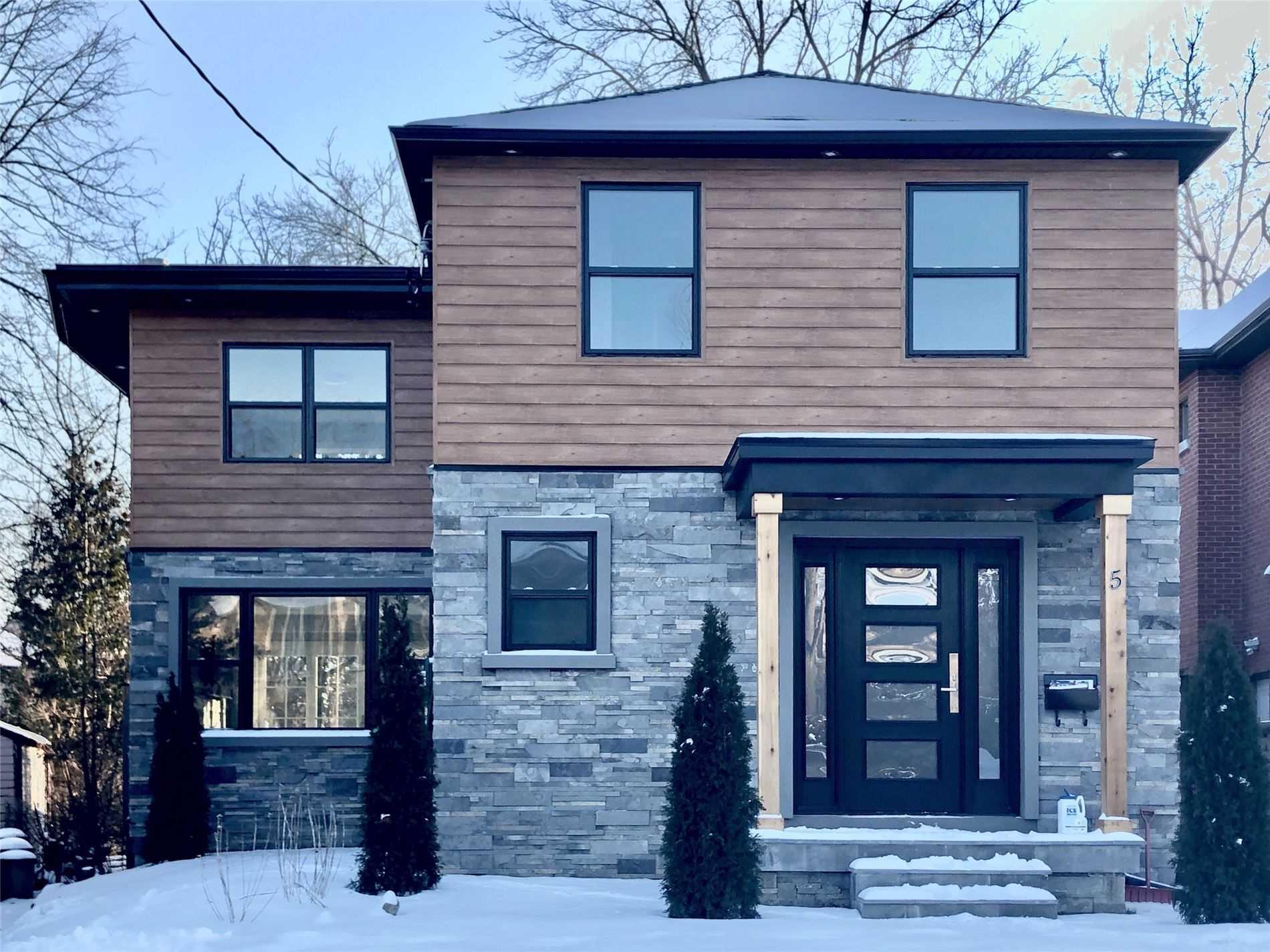 5 Donnybrook Lane, Toronto W4688248