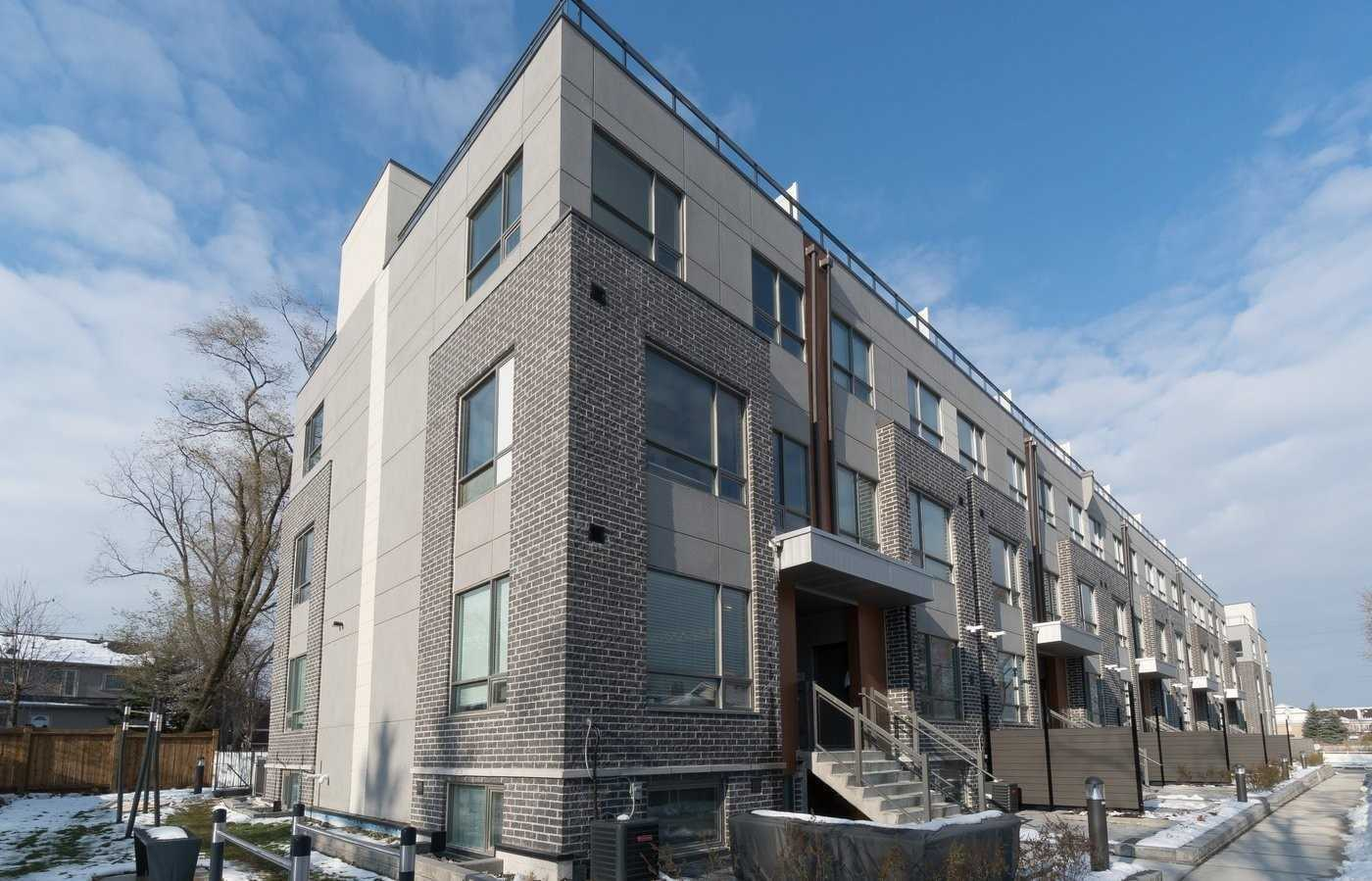 #36 - 650 Atwater Ave, Mississauga W4689834