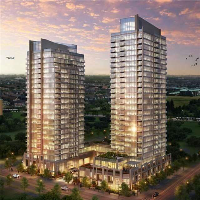 #1311 - 5033 Four Springs Ave, Mississauga W4689865