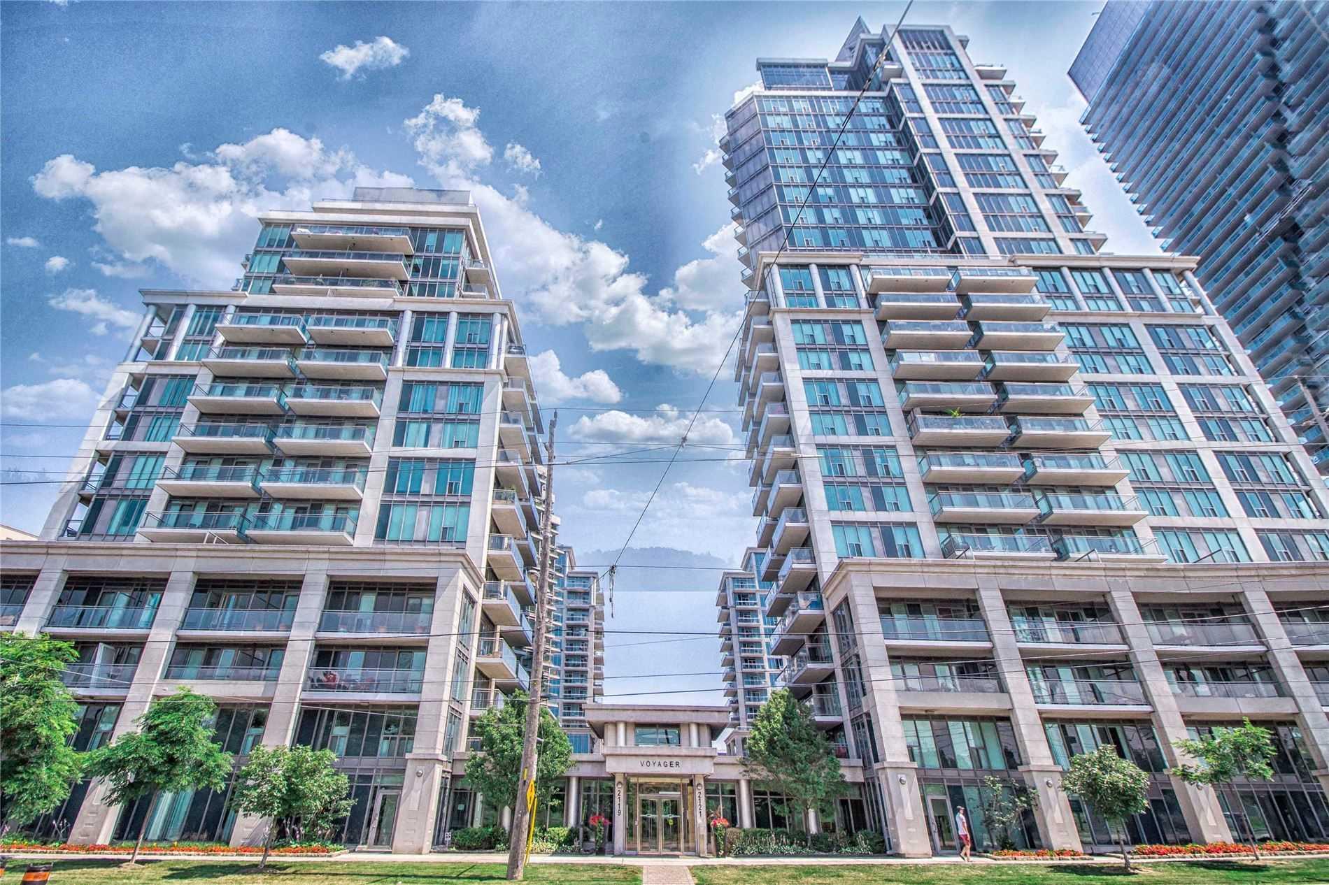 #506 - 2121 Lake Shore Blvd W, Toronto W4689985