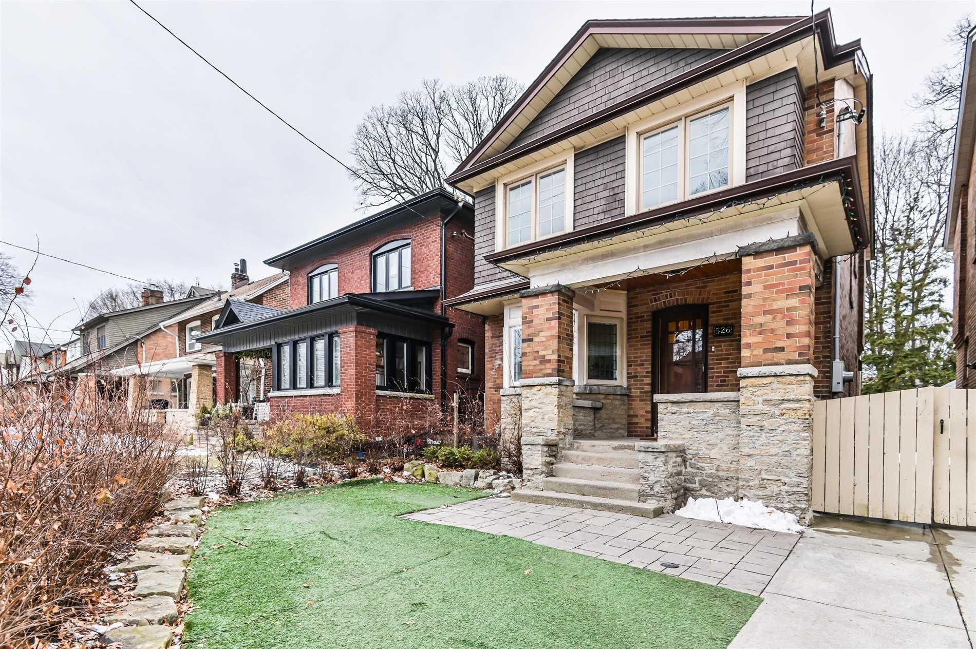 526 Windermere Ave, Toronto W4690068
