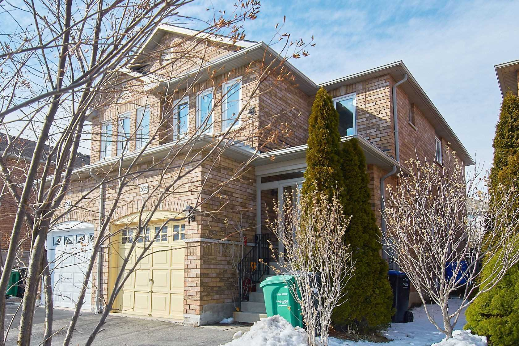 559 Cottagers Green Dr, Mississauga W4690829