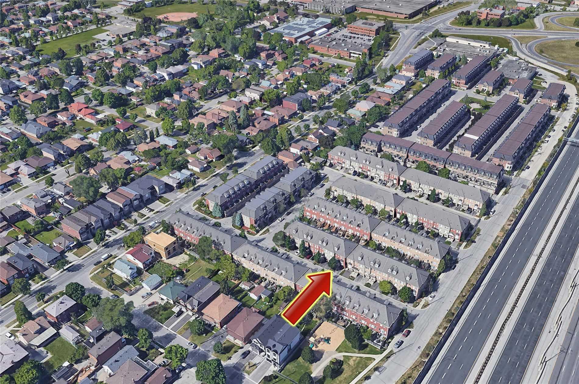 32 San Remo Terr, Toronto W4691275