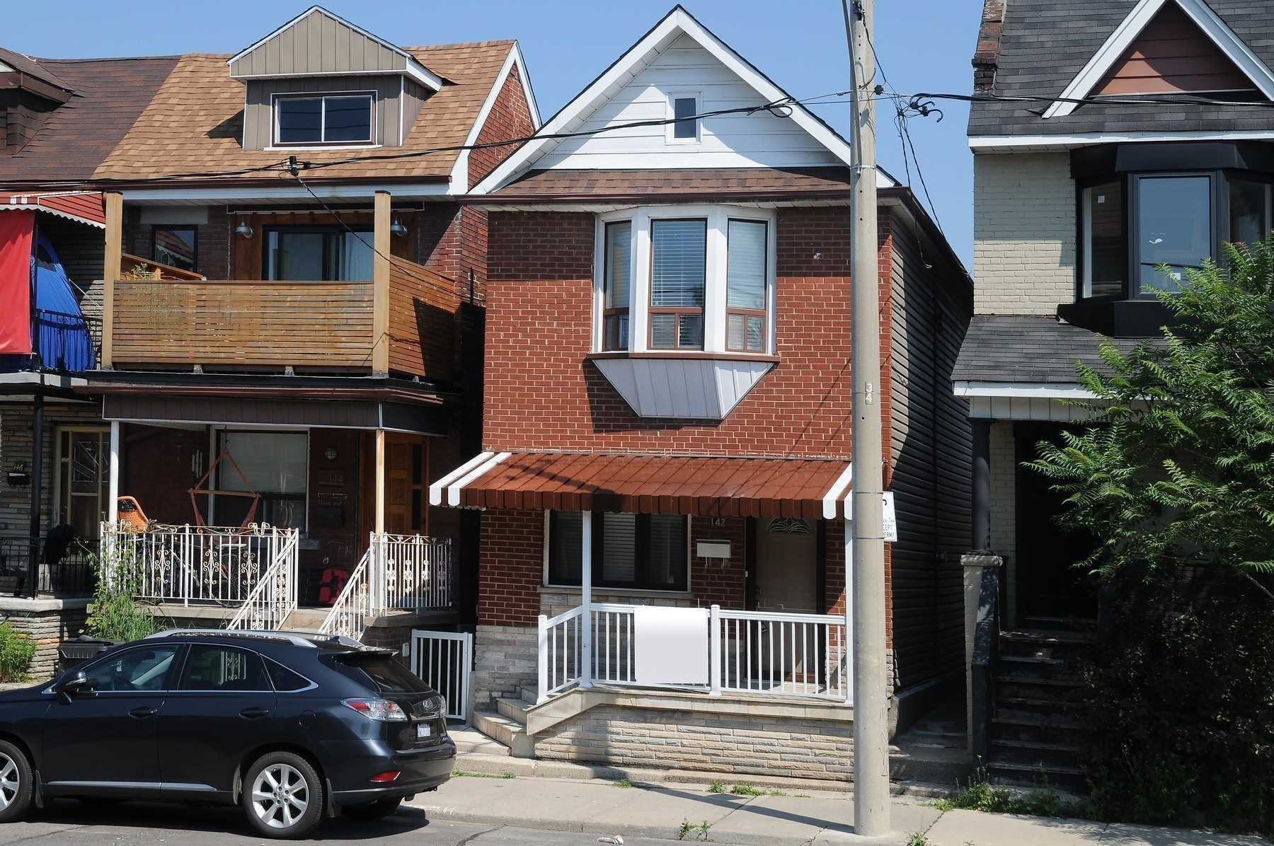 142 Lappin Ave, Toronto, M6H1Y5