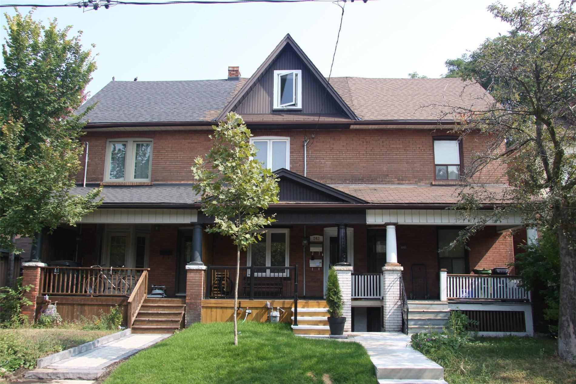 243 Gilmour Ave, Toronto, M6P3B2