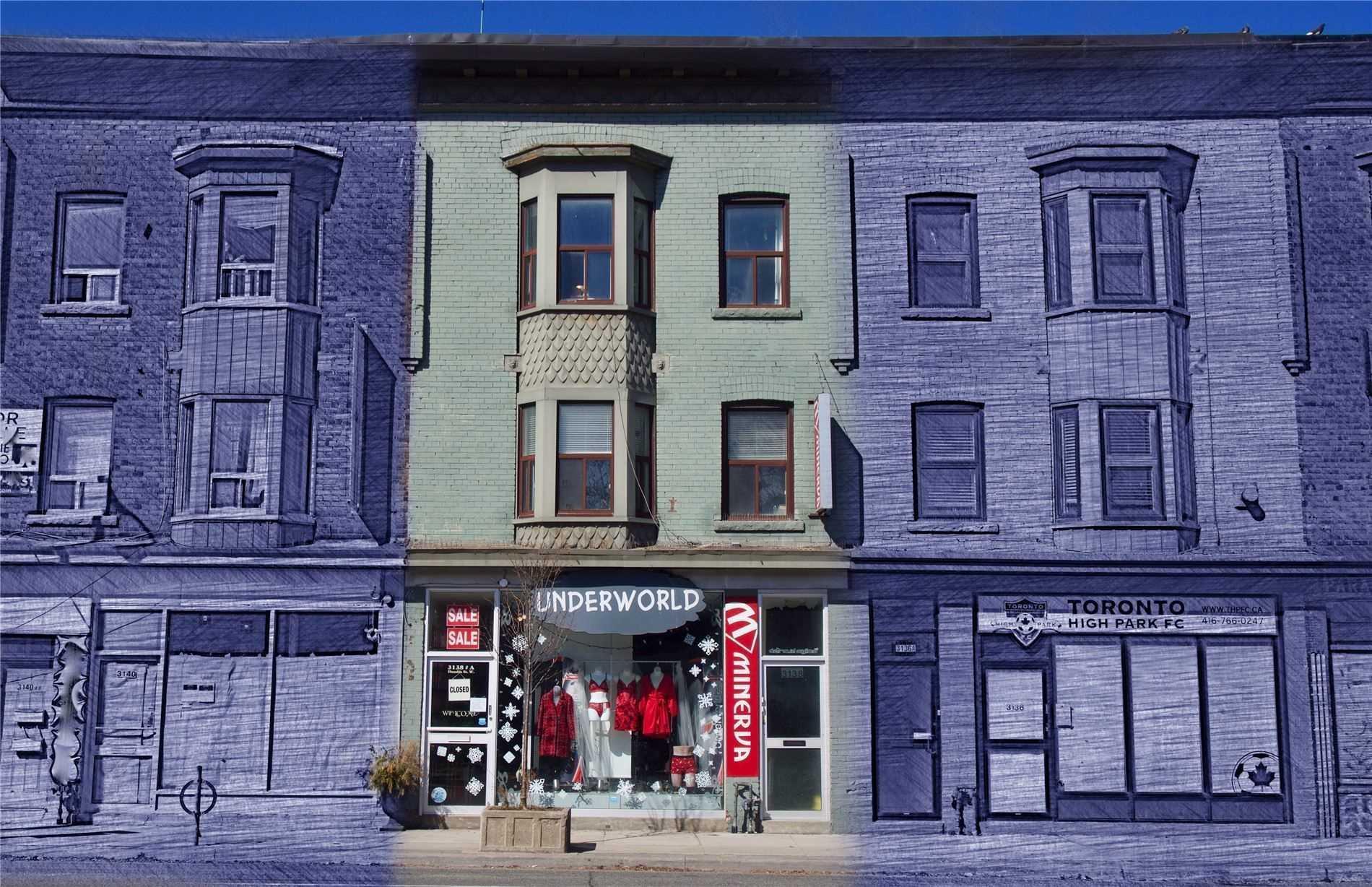3138 Dundas St W, Toronto, M6P2A1