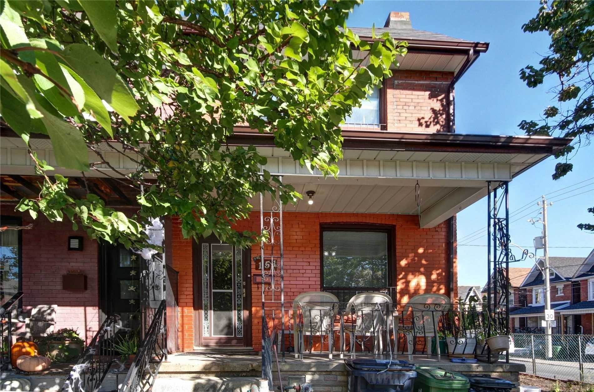 151 Campbell Ave, Toronto, M6P3V3