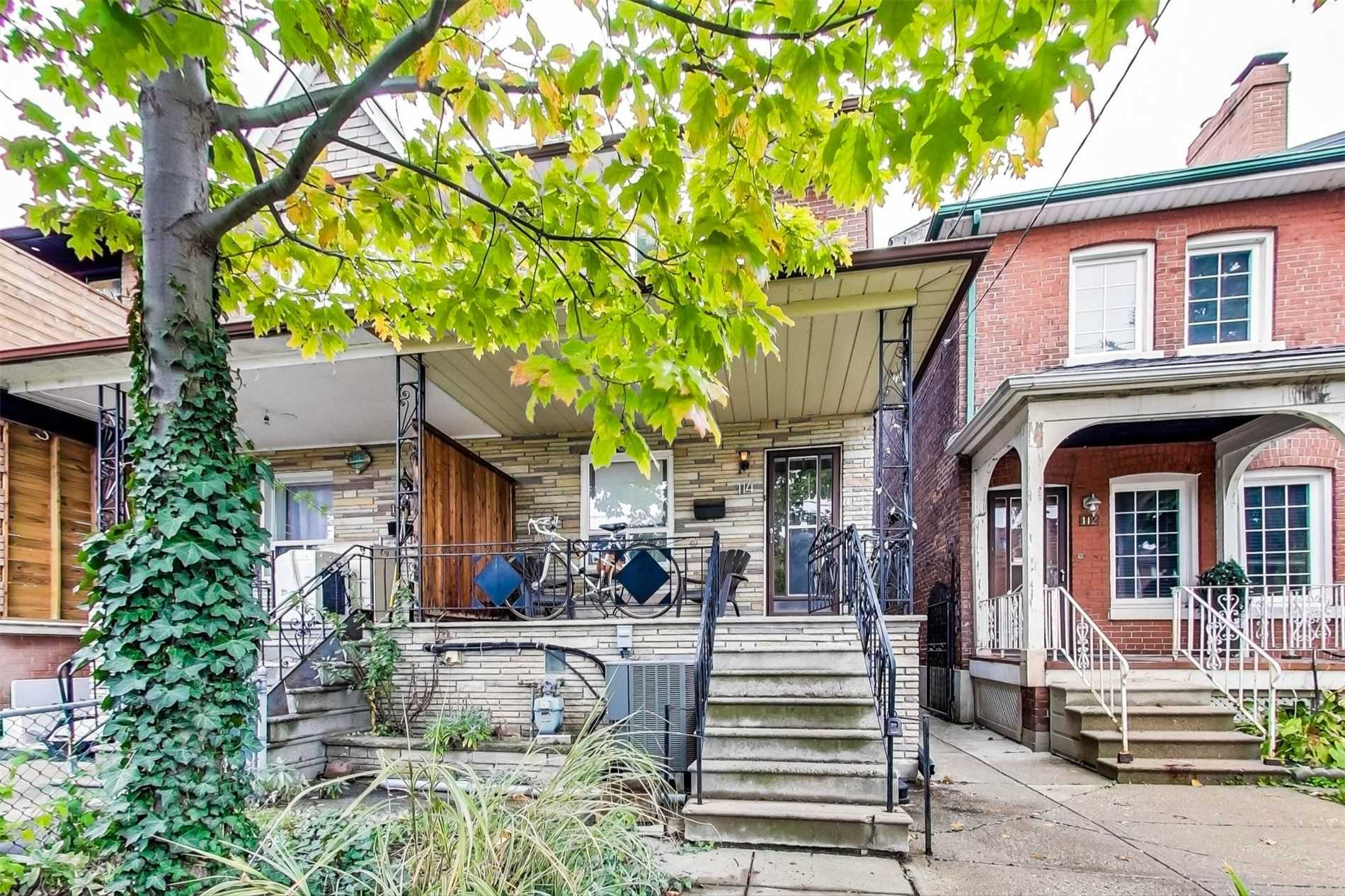 114 Armstrong Ave, Toronto, M6H1V8
