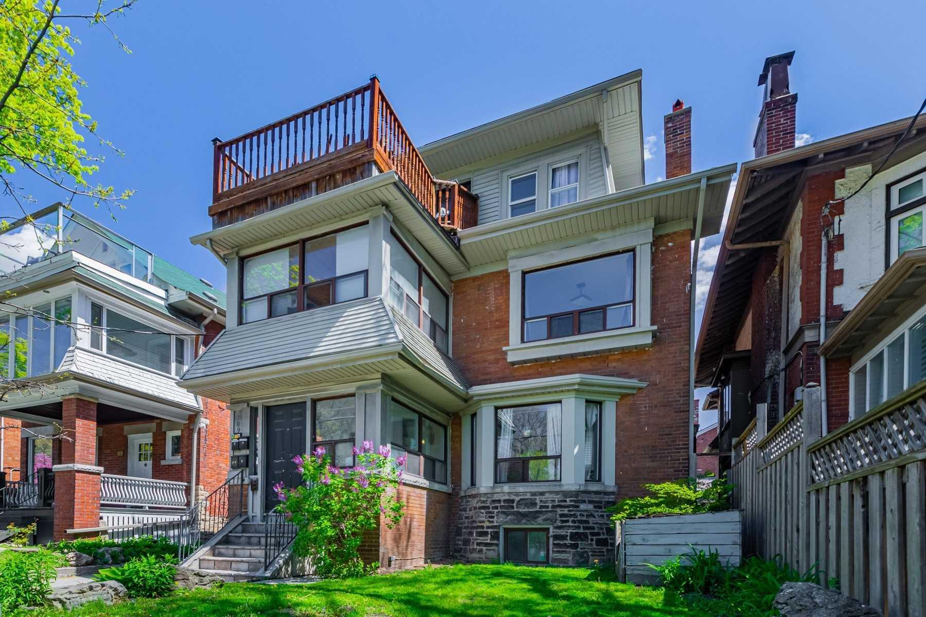 189 Parkside Dr, Toronto, M6R2Z1