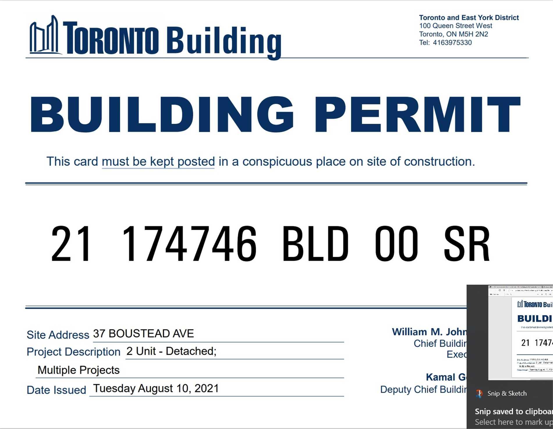 37 Boustead Ave, Toronto, M6R1Y7