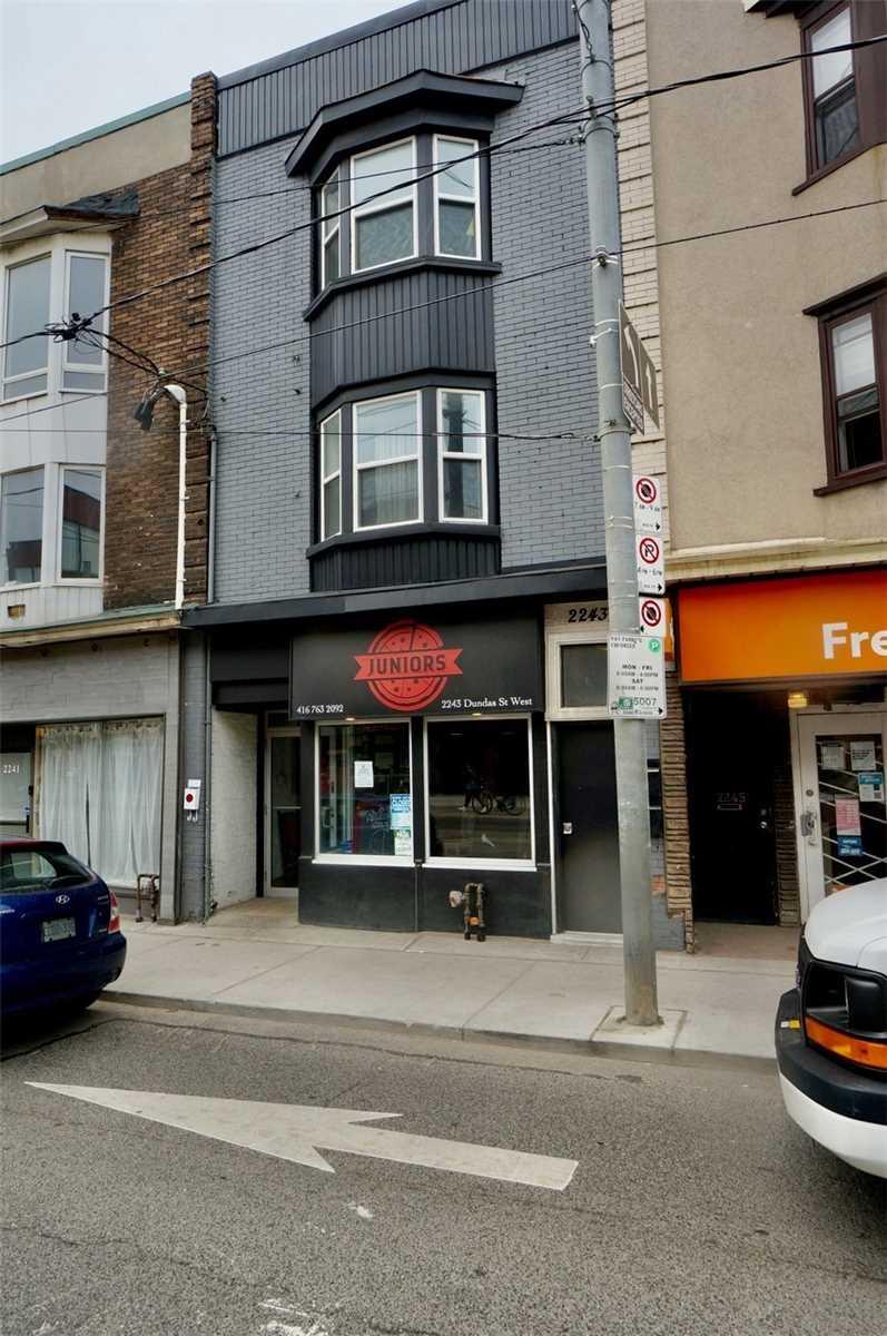 2243 Dundas St W, Toronto, M6R1X6