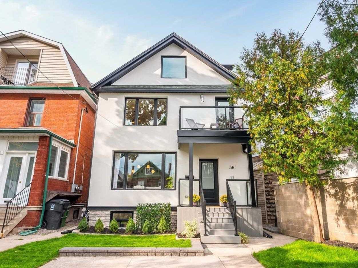 36 Humberside Ave, Toronto, M6P 1J7