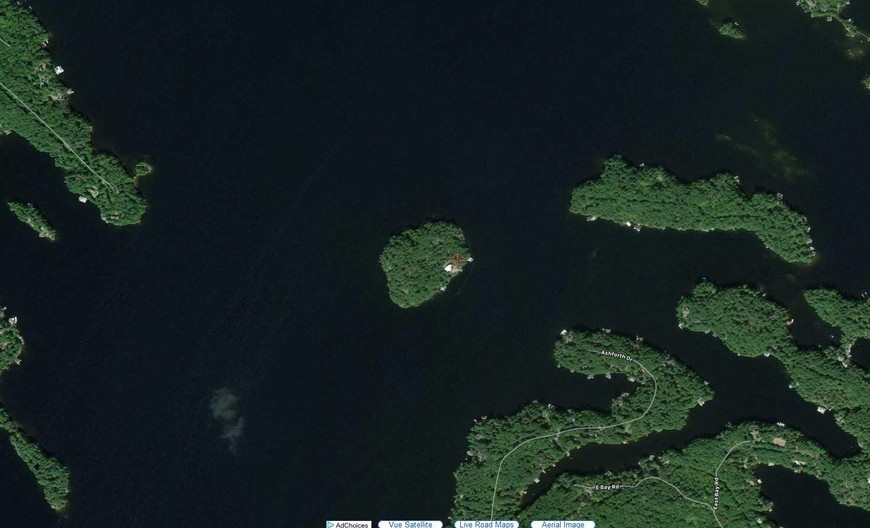 0 Bass Island, Muskoka Lakes X4468341