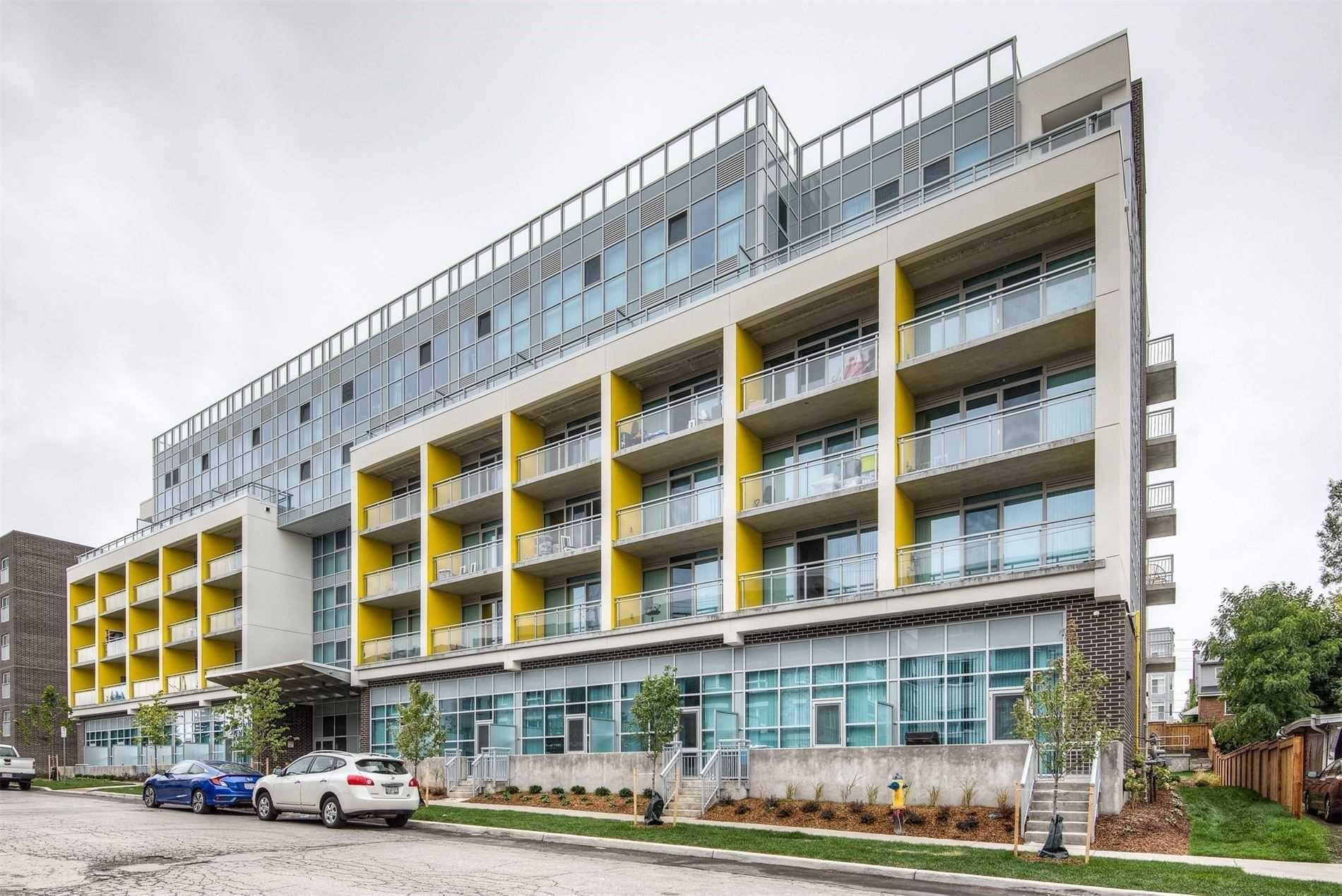 #506 - 257 Hemlock St, Waterloo X4585479