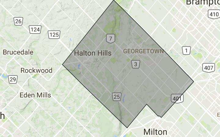 Rural Halton Hills