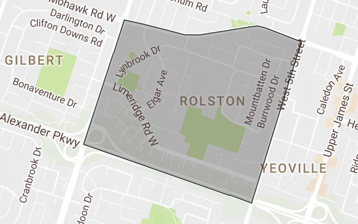 Rolston
