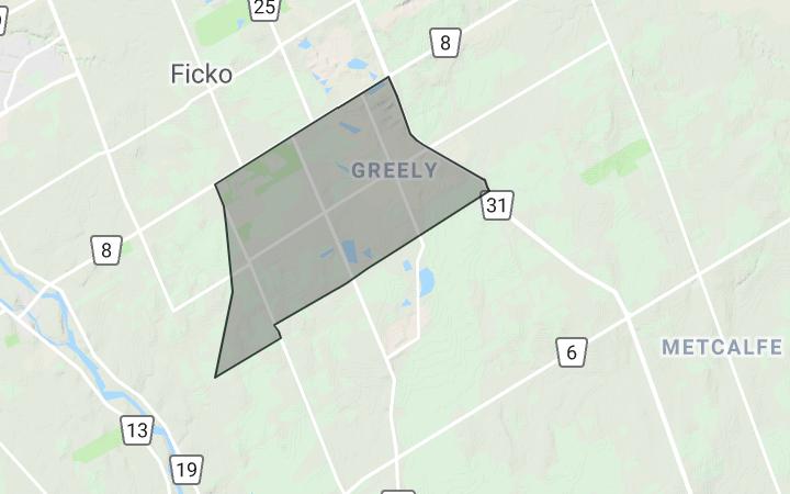 1601 - Greely