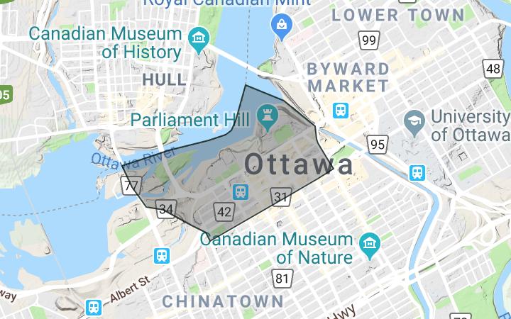 4101 - Ottawa Centre