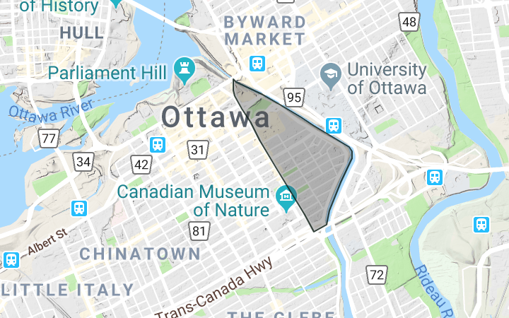 4104 - Ottawa Centre/Golden Triangle