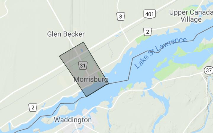 701 - Morrisburg
