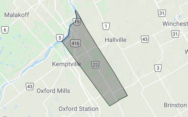 802 - North Grenville Twp (Kemptville East)
