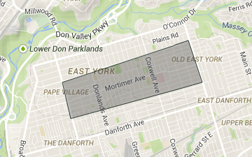 Danforth Village-East York