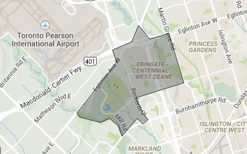 Eringate-Centennial-West Deane