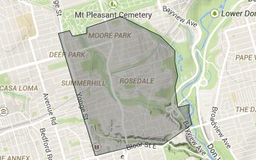 Rosedale-Moore Park