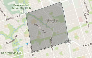 Hillcrest Village - North York